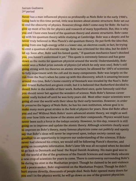 A Student Rick-Rolled His Physics Teacher In Spectacular Fashion