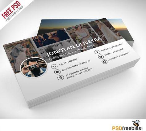 Die Beste Fotograf Geschäfts Karten In Verbindung Mit Buy