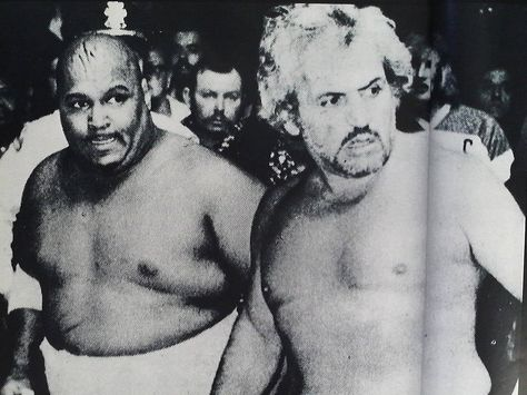 Image result for The Sheik and Abdullah the Butcher