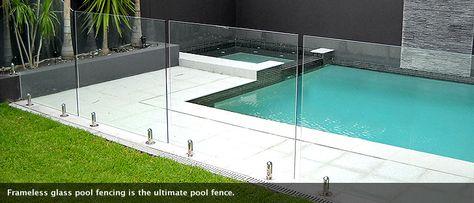 18 Pool Project Ideas Pool Fence Pool Modern Fence