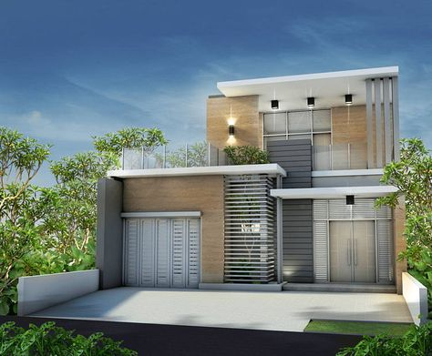 20+ teras minimalis inspirasi dekorasi rumah mungil