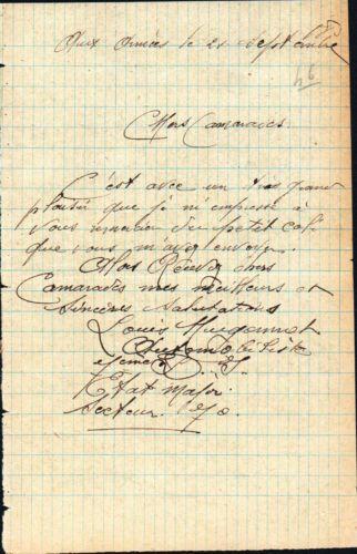 Details Sur Lettre Premiere Guerre Mondiale Automobiliste Etat