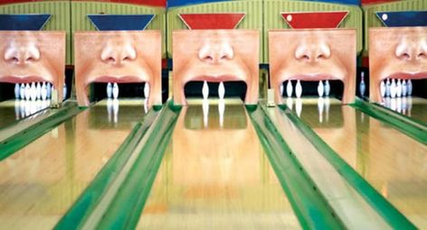 A Dentist S Bowling Alley Dentist Bowling Dental Insurance Dental Dental Insurance Plans