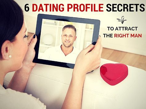 What to write on a online dating profile as a male