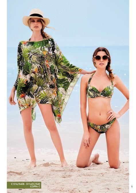 MELIFLUOS DESIGNED IN SPAIN Coprispalle per Costumi da Bagno Donna Estate Protezione Solare Beach Wear Costume da Bagno