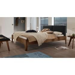 Reduzierte Massivholzbetten Hasena Massivholzbett Gori 100 200 Cm Nussbaum Natur Hasenahasena Decoratingi In 2020 Solid Wood Bed Wood Beds Indian Living Rooms