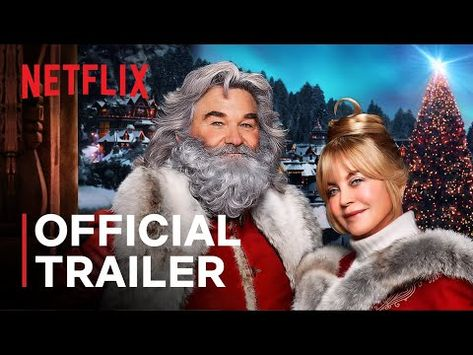 The Christmas Chronicles Part Two It S Been Two Years Since Siblings Kate Darby Camp And Teddy Pierce Judah Lewis S Goldie Hawn Official Trailer Netflix