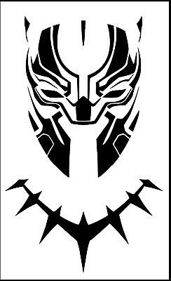 Picture 2 Of 6 Black Panther Marvel Black Panther Art Black Panther Tattoo