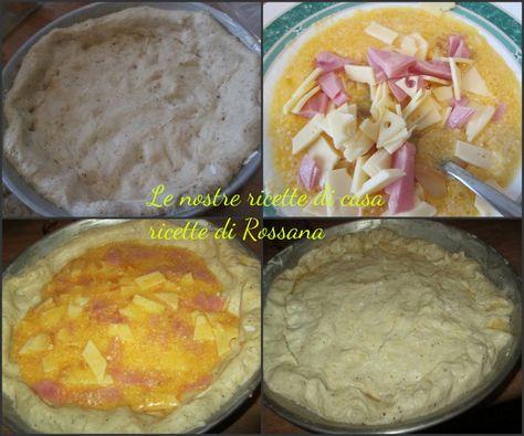 Pizza Chiena Ricette Di Cucina Ricette Cibo Etnico