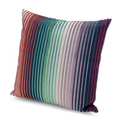 Chic Missoni Tunisi Decorative Pillow 20 X 20 Home Decor From