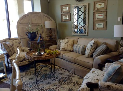 Rustic Living Room Cochran S Furniture Ringgold Ga