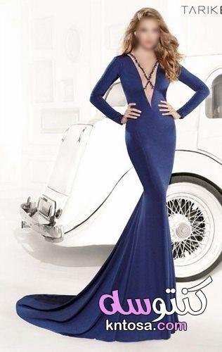 فساتين ضيقة طويلة فساتين سهرة طويلة للصبايا فساتين سهرة طويلة فخمة Tarik Ediz Dresses Evening Dresses Evening Dress Collection