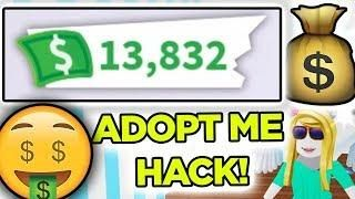 Adopt Me Hacks Roblox How To Get Money Fast On Adopt Me Glitch How To Get Money How To Get Money Fast Fast Money