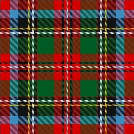Plaid Tartan clan livingstone tartan and crest http://www.scotclans