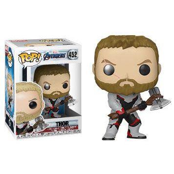 Endgame Thor Vengadores Figura Funko POP Marvel 452 Avengers