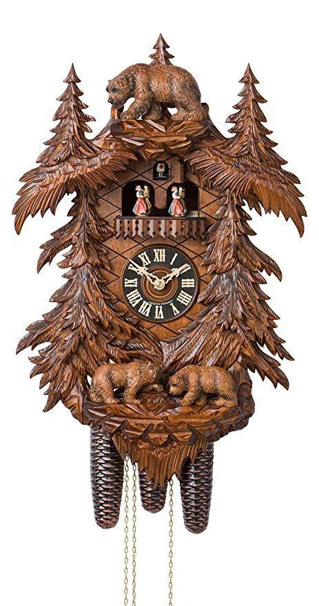 Google Image Result For Https Images Na Ssl Images Amazon Com Images I 91spirk5qel Sy879 Jpg Cuckoo Clock Clock Wall Clock