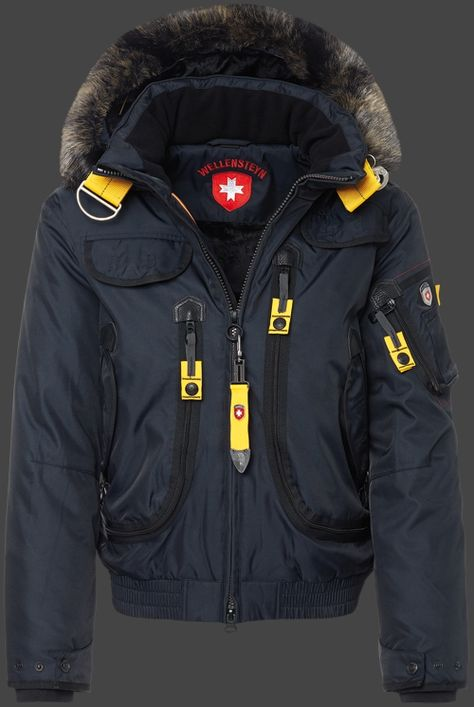Winterjacke Wellensteyn Rescue Team