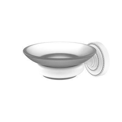 Winston Porter Reidar Wall Mount Soap Dish Finish Matte White In 2020 Automatic Soap Dispenser Wall Mounted Soap Dispenser Soap