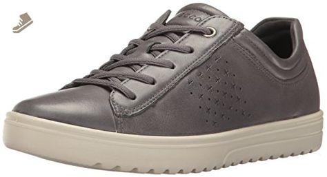 Xpedition III, Chaussures de Randonnée Basses Femme, Noir (53859Black/Black), 40 EUEcco