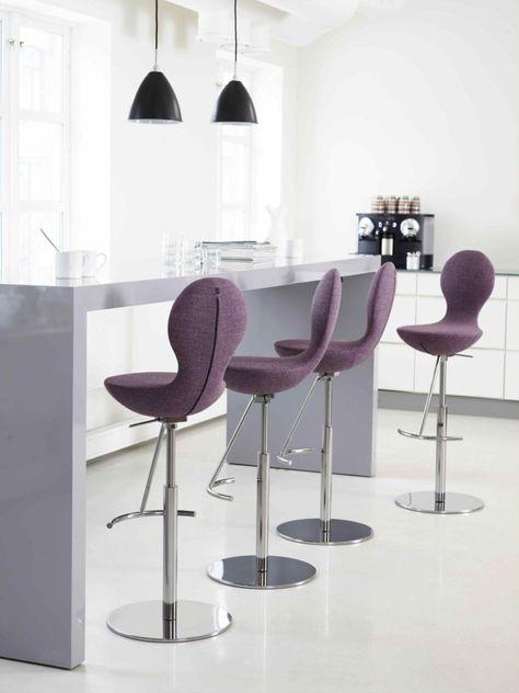 Barstuhl Design 25 Ideen Aus Verschiedenen Materialien Barstuhle Barhocker Und Hocker