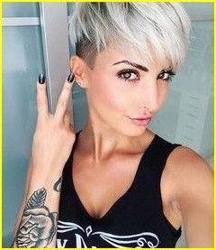 Sehr Kurze Frisuren Fur Frauen 2019 2020 Frisur Trend Haare