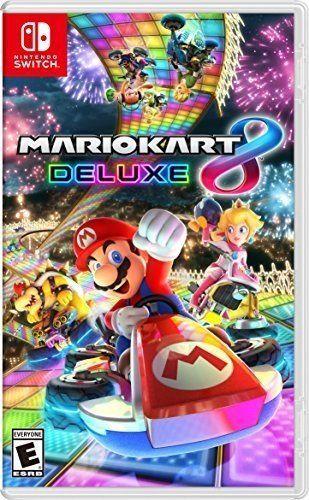 Mario Kart 8 Deluxe Nintendo Switch Price 54 00 Free Shipping Nintendo Mario Kart Mario Kart 8 Mario Kart