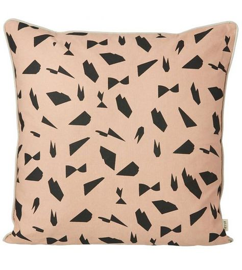 Kissen Ferm Living Cushion Love Ferm Living Kissen