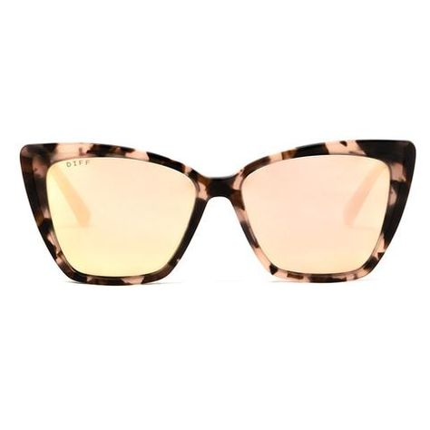 23cea05d60136 BECKY II - AMBER TORTOISE + BLUE GRADIENT POLARIZED
