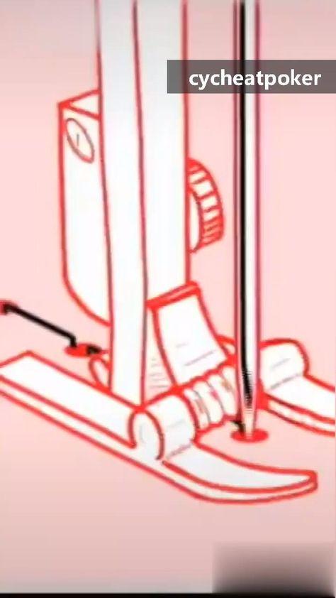 Principle of tailoring machine-cycheatpoker.com