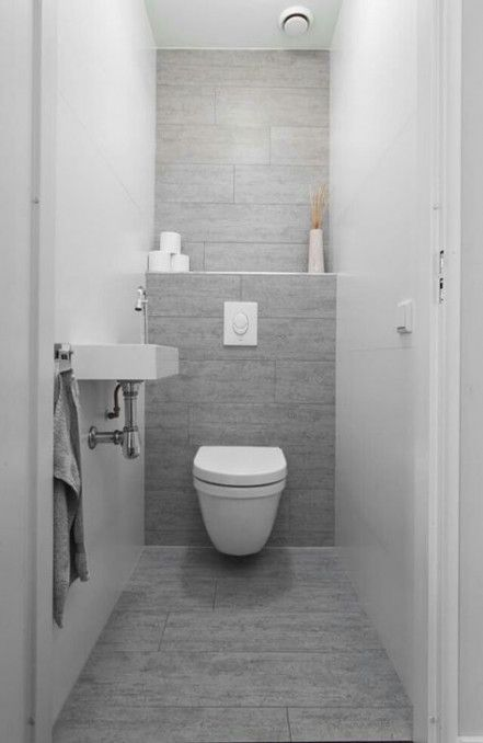 45 Ideas For House Simple Small Space Saving House Small Toilet