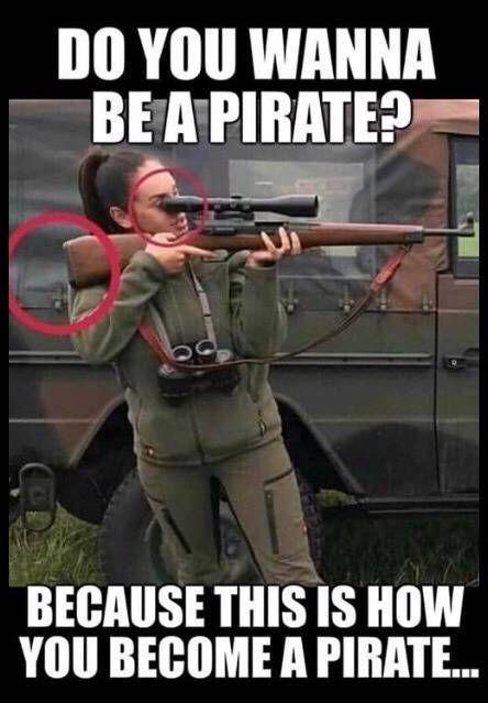 How I Became A Pirate!   Crazy Speech World