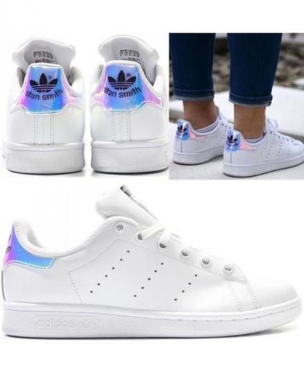 chaussures de sport a6677 15b0d Trendy Basket Nike Blanche Stan Smith 66+ Ideas #basket ...