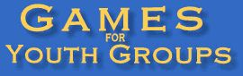 Great website with lots of youth group game ideas for all ages and complexities.