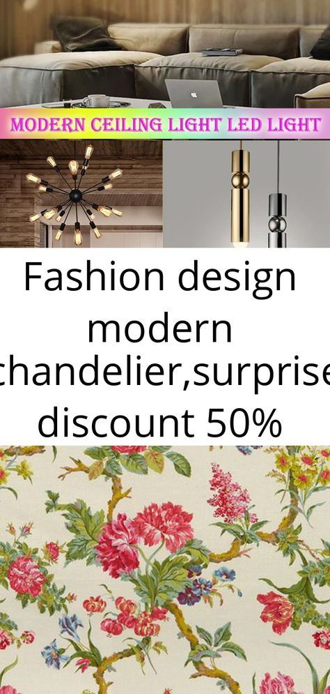 Fashion design modern chandelier,surprise discount 50% discount, click to view now