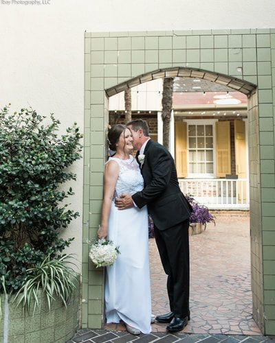 Jessica James Dauphine Orleans Elopement Intimate French Quarter Wedding Elope To Nola Benolawed Elope Wedding French Quarter Weddings Elopement