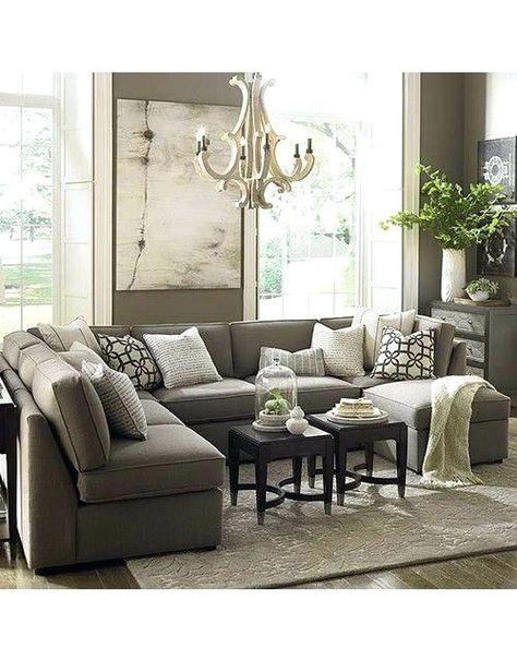 Small Sectional Sofas For Small Spaces Brown Sofa Living Room