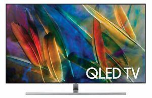 Samsung Qn65q7famf 65 4k Ultra Hd Smart Led Tv For Sale Online