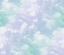 Inspiring Image Aesthetic Background Blue Cloud Cute Green