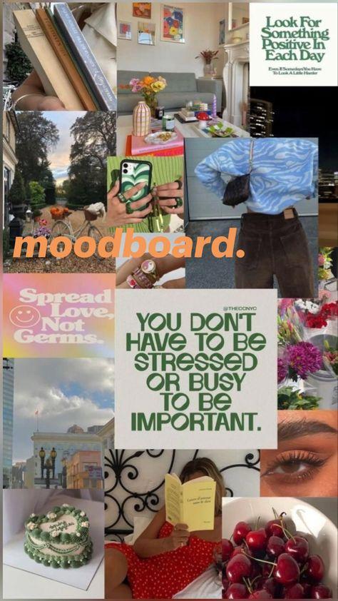moodboard.