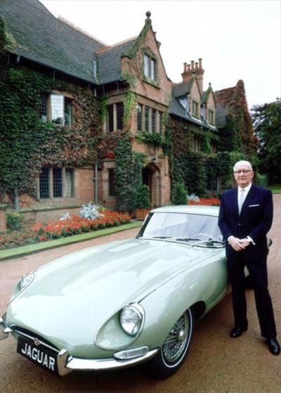Sir William Lyons The Founder Of Jaguar The Car Is The Closest Thing We Will Ever Create To Something That Is Alive Jagu Jaguar E Type Jaguar E Jaguar Car