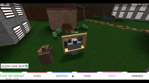 Roblox Free Game Case Clicker Part 1