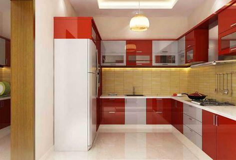 Kitchen Interior Design Photos India Kitchens In 2019 Kitchen