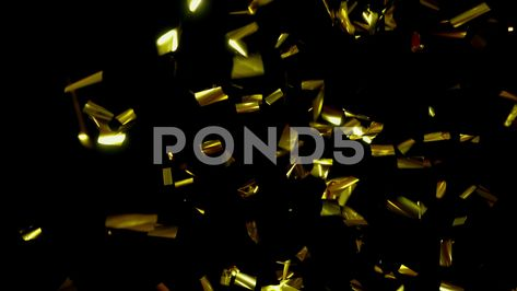 Confetti falling background. Stock Footage #AD ,#falling#Confetti#background#Footage