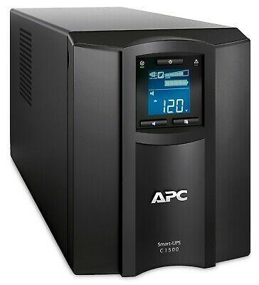 Details About Apc Smc1500c Smart Ups C Battery Backup Surge Protector With Smartconnect Uninterruptible Power Supplies Apc Smart Ups Apc