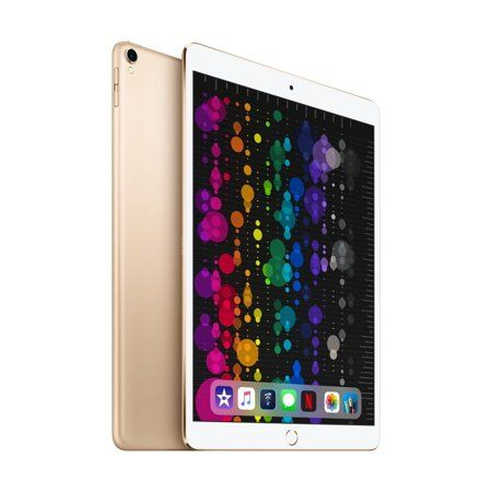 Apple 10 5 Inch Ipad Pro Wi Fi 64gb 2017 Model Gold Walmart Com Apple Ipad Apple Ipad Pro Ipad Pro