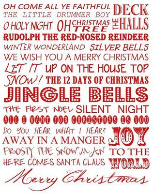 What's your favorite Christmas song? | Christmas - Pics/Ideas ...
