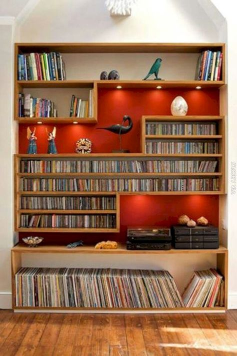 nice 15 Fun and Amazing Ways to Display Books http://matchness.com/2018/02/04/15-fun-amazing-ways-display-books/