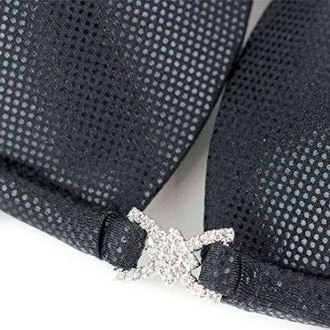e31748743414c Vicky Ross Fit Plain NPC IFBB Competition Bikini (Black),#Fit, #Plain, # Vicky, #Ross
