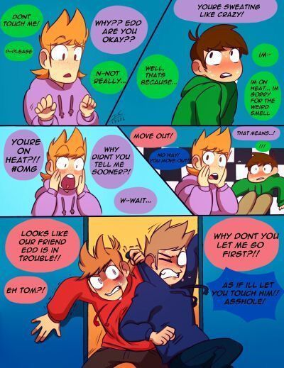 TomTord Comics/Pictures 💘 - Edds World Omegaverse ( Not Censored