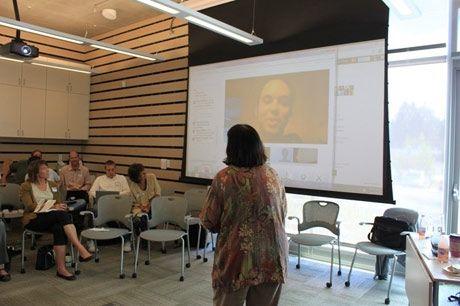 Using Google Hangouts for Teacher Development